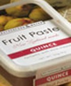 Rutherford & Meyer Fruit Pastes - Designed to freshen and cleanse the palate, Fruit Pastes are the perfect accompaniment to cheese and make a wonderful addition to any antipasto selection.