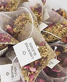 Libertine Blends specialises in organic herbal tea. Retailers and foodservice businesses should consider featuring a different Libertine Blends tea each week to keep their customers feeling great!