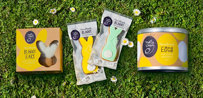 Great grab and go gifts for Easter.  Gingerbread bunny, individually wrapped, bunny ears and Easter eggs.  Wholesale Supplier New Zealand wide.