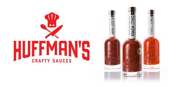 Huffman's Crafty Sauces.  Offering award winning Spiced Bloody Mary Tomato Ketchup, Thai Sweet Chilli Aromatic Sauce and Original Chilli Pepper Not Too Hot Sauce.