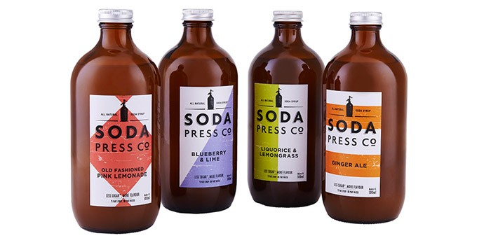 Finally, an alternative to traditional 'soda machine syrups' and 'cordials' has arrived. Just when it seemed that anything delicious must be bad for you. The Soda Press Co has for you an exception to that rule. The syrup in their bottles is made from the finest natural and organic fruits, mixed together with organic cane and organic brown rice syrups.