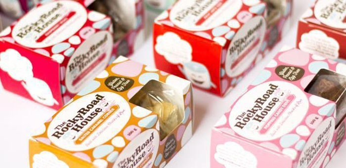 Nine varieties of egg free, nut free and gluten free rocky road are available from The Rocky Road House, a national wholesale chocolate supplier.