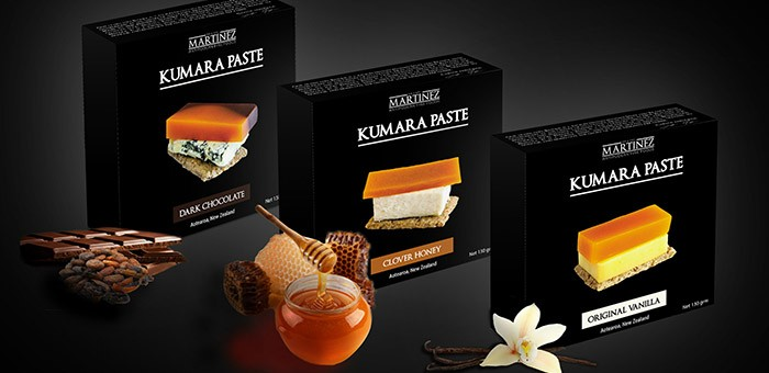 Kumara Fusion Fruit Blends in three exciting flavours.  Wholesale suppllier to the foodservice and food retailers of New Zealand