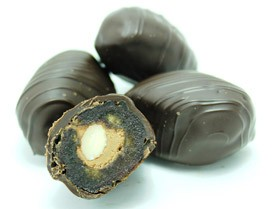 Chocolate Brown Chocolate and Truffles